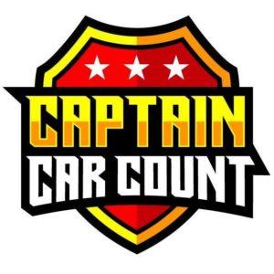 captain car count logo