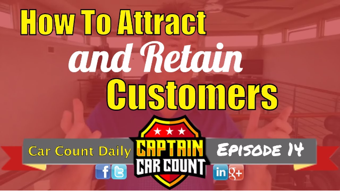 What Else Are You Doing To Attract and Retain Customers