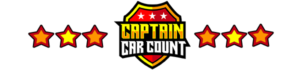 captain car count logo
