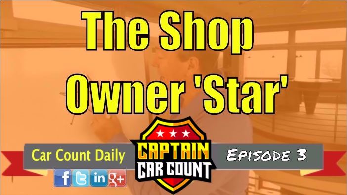 The Auto Repair Shop Owner 'Star'