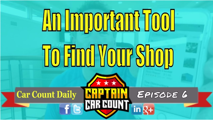 An Important Tool To Find Your Auto Repair Business