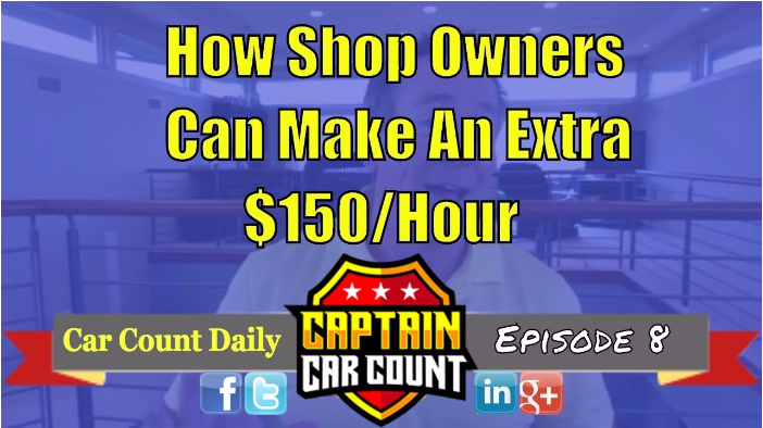 Make An Extra $1500 an Hour By Marketing Your Auto Repair Shop