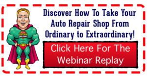 Auto repair marketing webinar replay