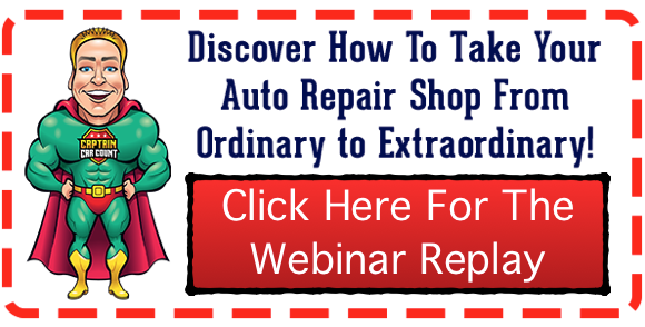 Take Your Auto Repair Shop From Ordinary To Extraordinary