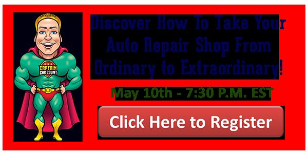 auto repair live marketing webinar
