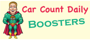 car count daily boosters