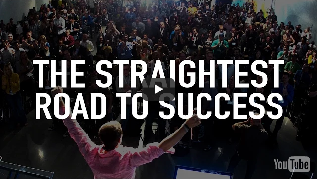 The Straightest Road To Success
