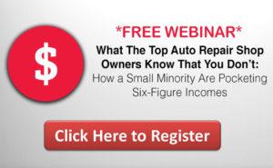 auto repair webinar