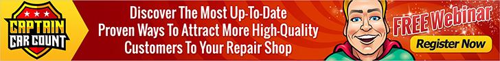 auto repair free webinar