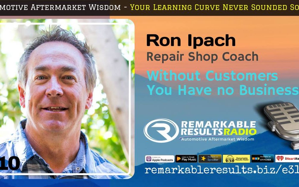 Ron Ipach Talks Marketing On Remarkable Results Podcast